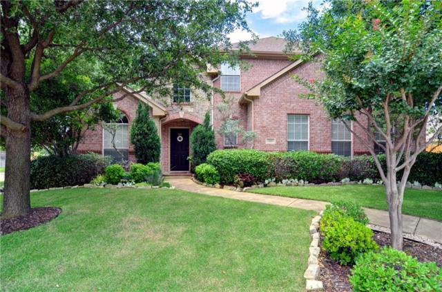215 Durango Drive, Trophy Club, TX 76262 (MLS #14116128) :: The Heyl Group at Keller Williams
