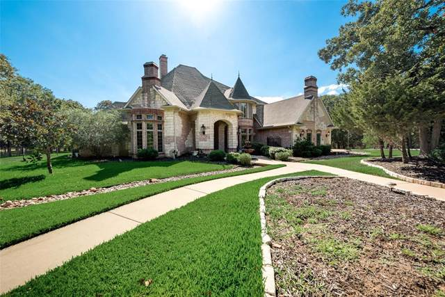 990 Noble Champions Way, Bartonville, TX 76226 (MLS #14116869) :: The Real Estate Station