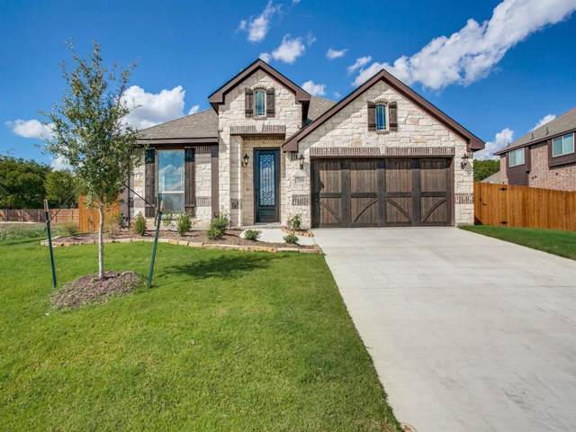 709 Copperleaf Drive, Midlothian, TX 76065 (MLS #14117736) :: RE/MAX Town & Country