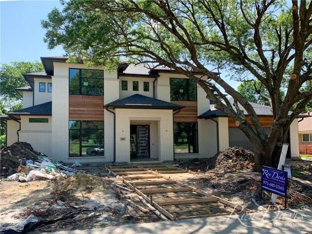 3108 Canyon Creek Drive, Richardson, TX 75080 (MLS #14118211) :: Hargrove Realty Group