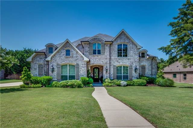 134 Claremont Drive, Ovilla, TX 75154 (MLS #14118608) :: The Real Estate Station