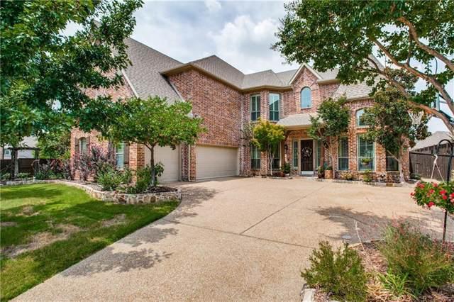 10973 Southbury Lane, Frisco, TX 75033 (MLS #14118978) :: Kimberly Davis & Associates