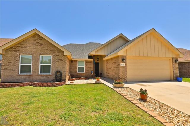 3025 Legends Trail, Abilene, TX 79601 (MLS #14121605) :: The Good Home Team