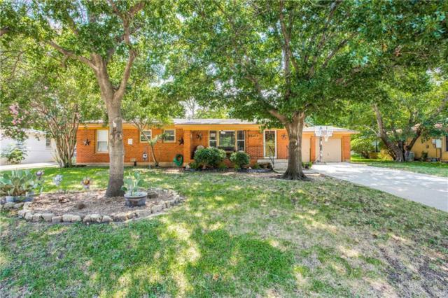 1216 Warden Street, Benbrook, TX 76126 (MLS #14122287) :: Potts Realty Group