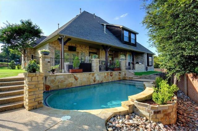 613 Lasalle Drive, Keller, TX 76248 (MLS #14122672) :: The Hornburg Real Estate Group