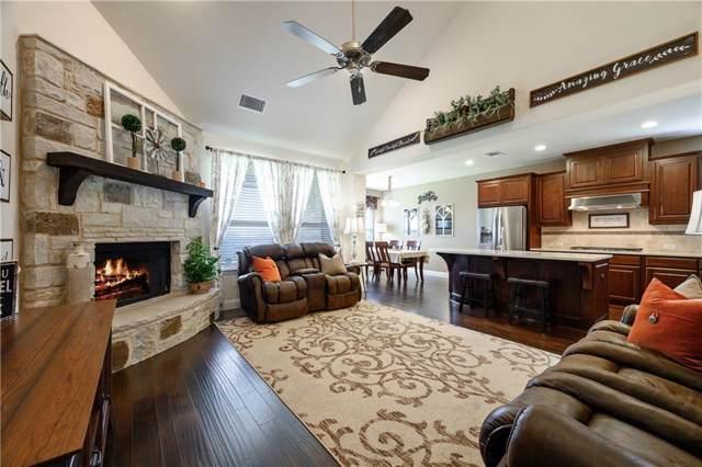 1022 Wedgewood Drive, Forney, TX 75126 (MLS #14122988) :: RE/MAX Landmark