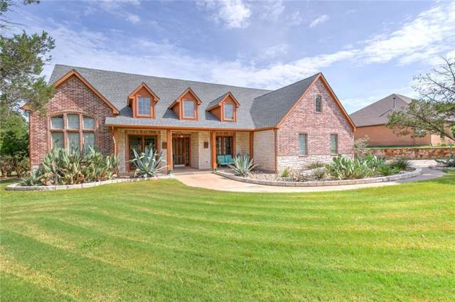 2010 Wigeon Street, Granbury, TX 76049 (MLS #14124111) :: RE/MAX Town & Country