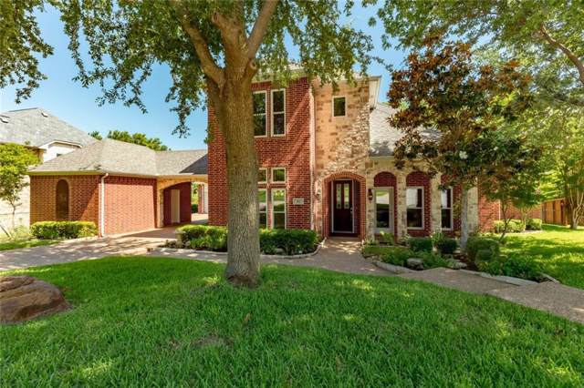 53 Panorama Circle, Trophy Club, TX 76262 (MLS #14124215) :: The Good Home Team