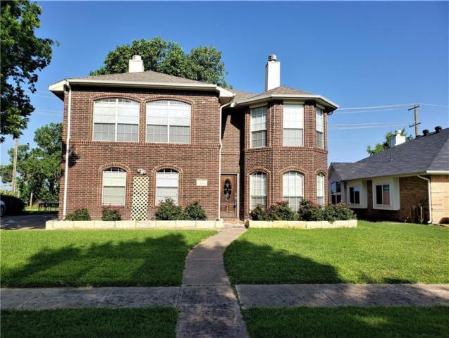 3509 Leeward Lane, Rowlett, TX 75088 (MLS #14125741) :: Frankie Arthur Real Estate