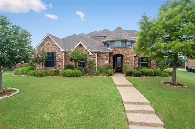 283 Talbot Lane, Sunnyvale, TX 75182 (MLS #14125926) :: Tenesha Lusk Realty Group