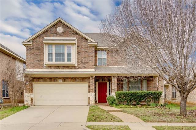 424 Rock Prairie Lane, Fort Worth, TX 76140 (MLS #14127530) :: Performance Team