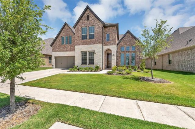 1637 Ellington Drive, Celina, TX 75009 (MLS #14127905) :: Kimberly Davis & Associates