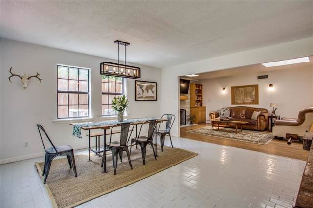 1028 Tipperary Drive, Dallas, TX 75218 (MLS #14128189) :: The Real Estate Station