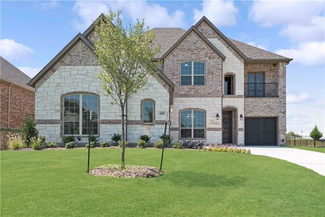 609 Calm Crest Drive, Rockwall, TX 75087 (MLS #14128500) :: The Real Estate Station