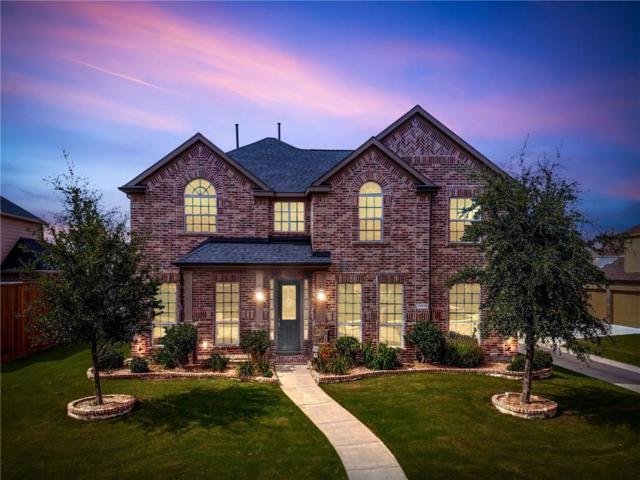 13018 Snow Lake Drive, Frisco, TX 75035 (MLS #14129461) :: RE/MAX Town & Country