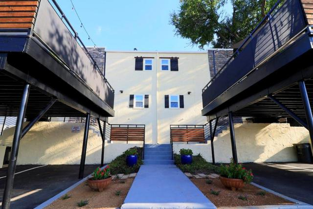 2209-11 Park Hill Drive #2209, Fort Worth, TX 76110 (MLS #14130747) :: The Mitchell Group