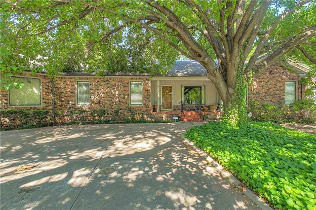 6301 Kenwick Avenue, Fort Worth, TX 76116 (MLS #14131933) :: RE/MAX Town & Country