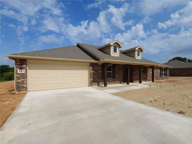 145 Springwood Ranch Loop, Springtown, TX 76082 (MLS #14134365) :: Lynn Wilson with Keller Williams DFW/Southlake