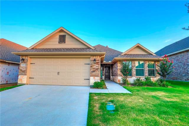 1814 Vallana Drive, Gainesville, TX 76240 (MLS #14134611) :: Lynn Wilson with Keller Williams DFW/Southlake