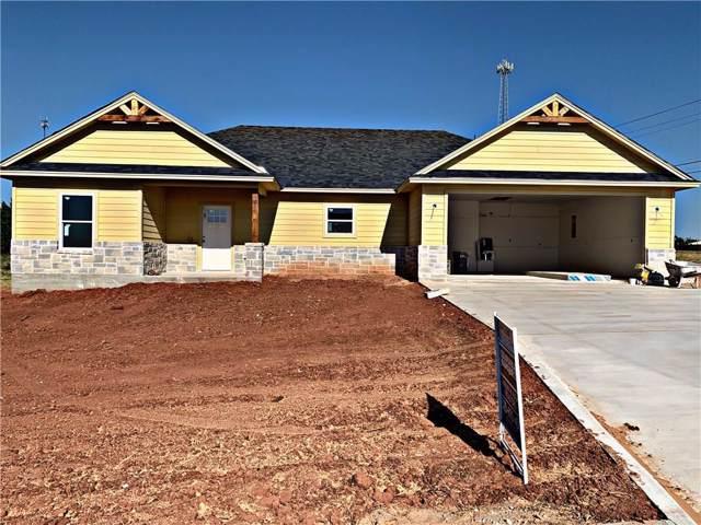 101 Dylan Drive, Tuscola, TX 79562 (MLS #14134728) :: Ann Carr Real Estate
