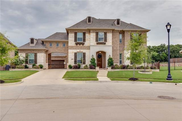 4808 Bateman Road, Fort Worth, TX 76244 (MLS #14136169) :: RE/MAX Town & Country