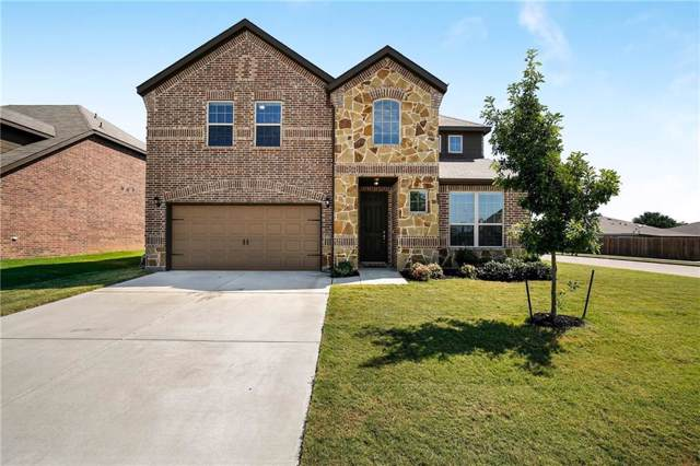 254 Hilltop Drive, Justin, TX 76247 (MLS #14136438) :: The Real Estate Station