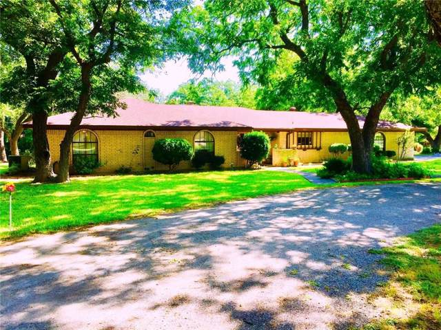 103 Aztec Circle, Comanche, TX 76442 (MLS #14137752) :: The Chad Smith Team