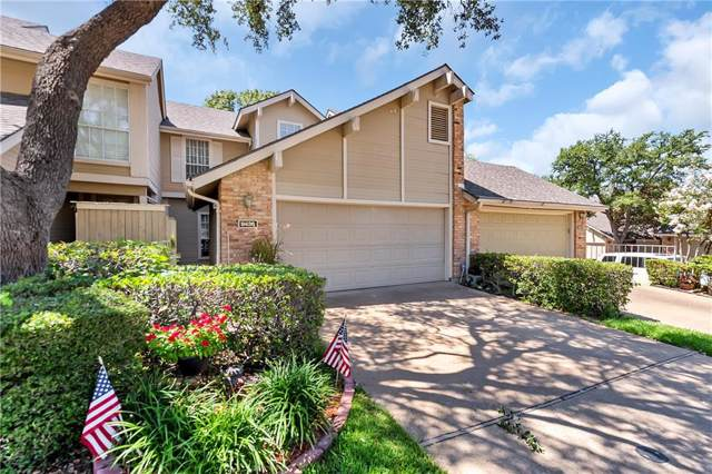 8426 Barnaby Street, Dallas, TX 75243 (MLS #14137811) :: RE/MAX Town & Country
