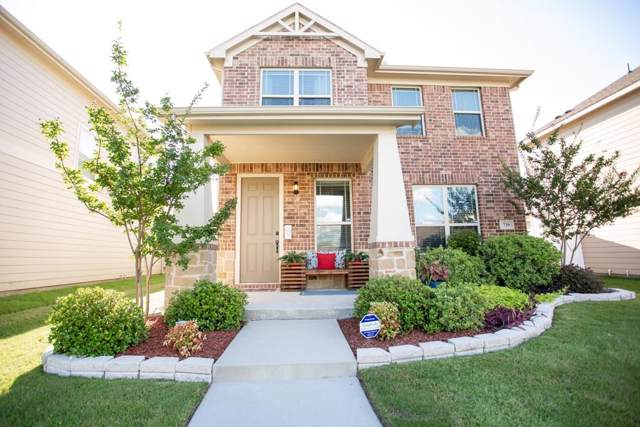 729 Hartsfield Street, Aubrey, TX 76227 (MLS #14137825) :: Real Estate By Design