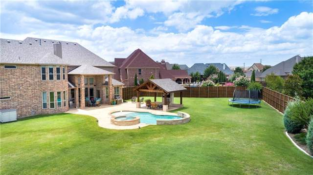 2296 Middle Town Court, Allen, TX 75013 (MLS #14138145) :: All Cities Realty