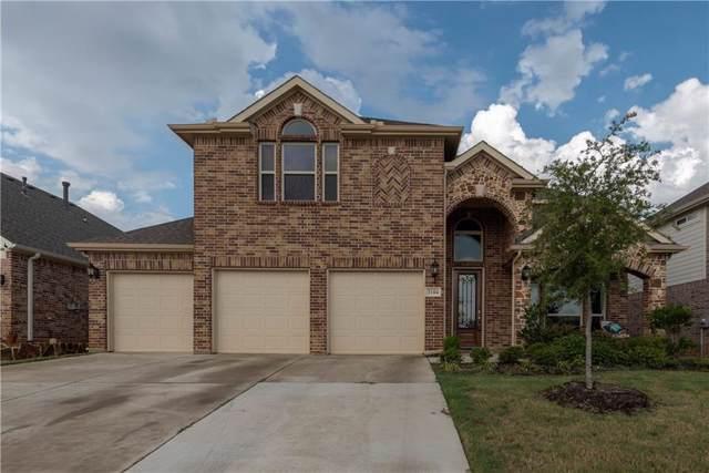 3104 Lakeview Boulevard, Denton, TX 76208 (MLS #14139570) :: Real Estate By Design