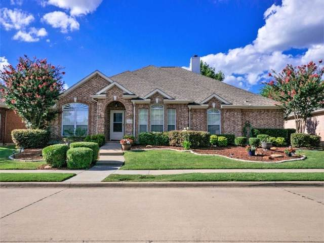 1322 Marwood Drive, Allen, TX 75013 (MLS #14139802) :: RE/MAX Town & Country