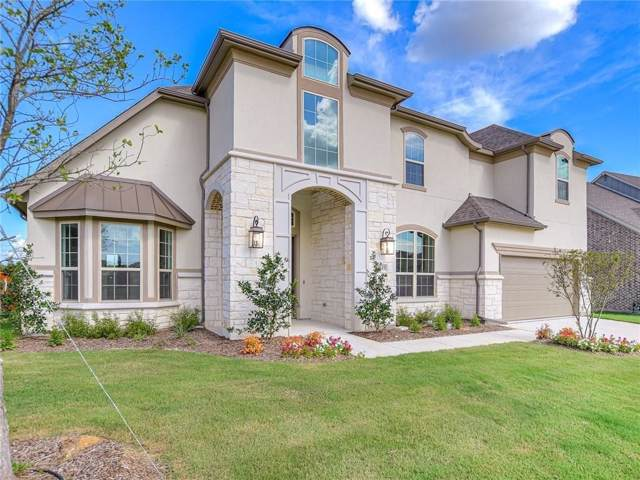 3609 Meridian Drive, Northlake, TX 76226 (MLS #14140452) :: The Real Estate Station