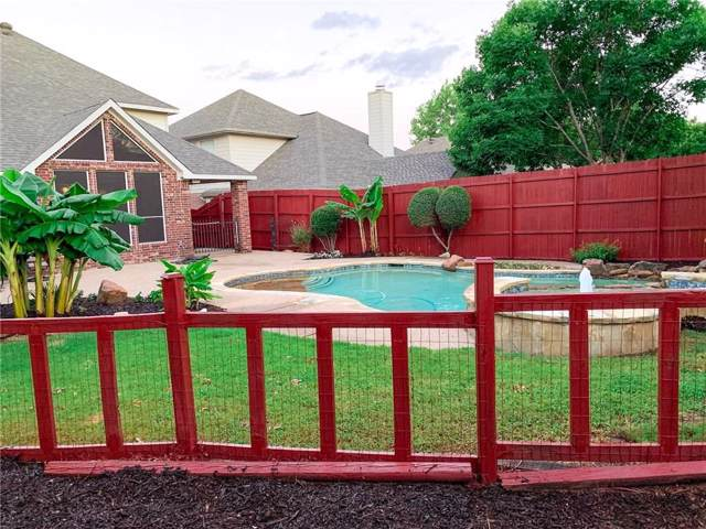 3513 Newcomer Lane, Flower Mound, TX 75022 (MLS #14140577) :: RE/MAX Town & Country