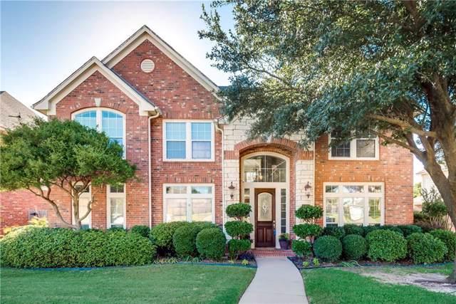 8520 Tangleridge Drive, Fort Worth, TX 76123 (MLS #14141399) :: HergGroup Dallas-Fort Worth