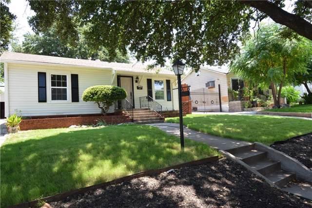 3316 Avenue C, Fort Worth, TX 76105 (MLS #14141759) :: Lynn Wilson with Keller Williams DFW/Southlake