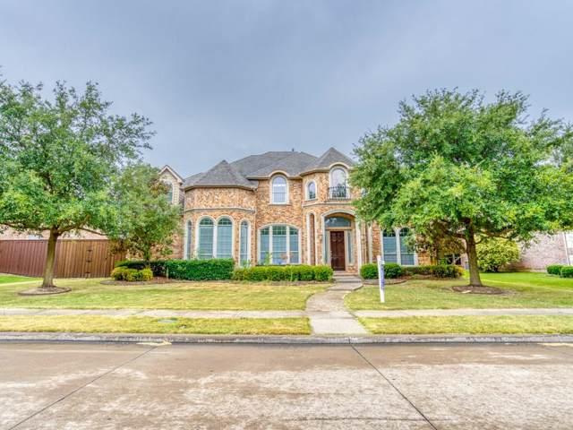 1427 Crockett Drive, Frisco, TX 75033 (MLS #14143159) :: Kimberly Davis & Associates