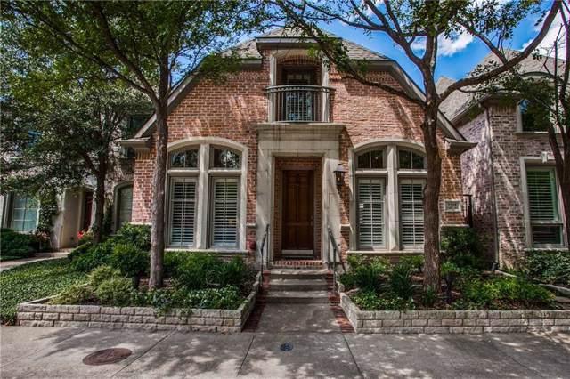 7319 Park Lake Drive, Dallas, TX 75230 (MLS #14143612) :: The Real Estate Station