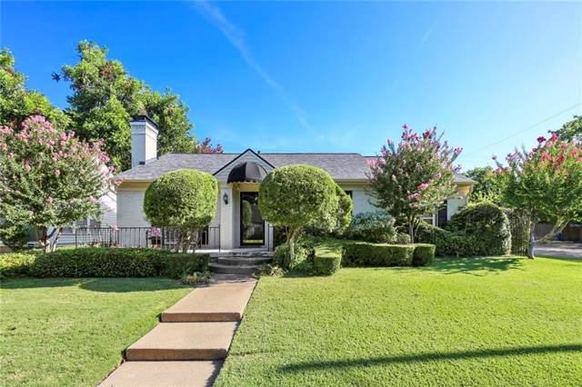 6059 Ellsworth Avenue, Dallas, TX 75206 (MLS #14143939) :: Vibrant Real Estate