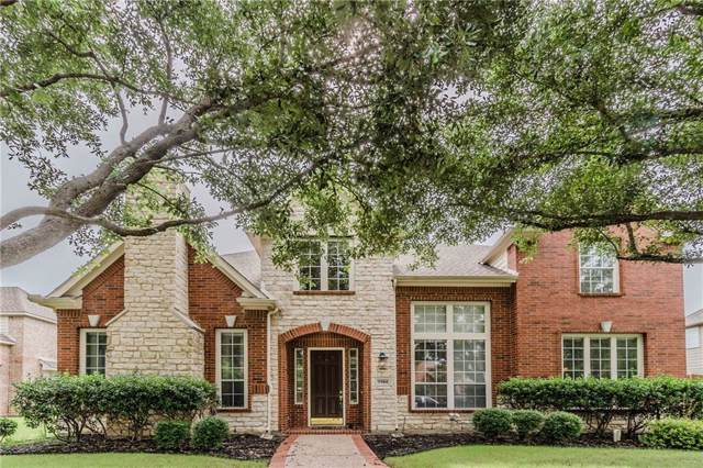 7724 Saragosa Creek Drive, Plano, TX 75025 (MLS #14145249) :: Frankie Arthur Real Estate