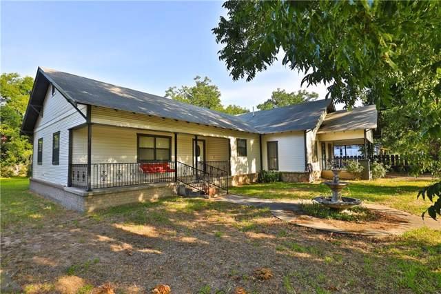 210 Stephens Street, Clyde, TX 79510 (MLS #14145905) :: Trinity Premier Properties