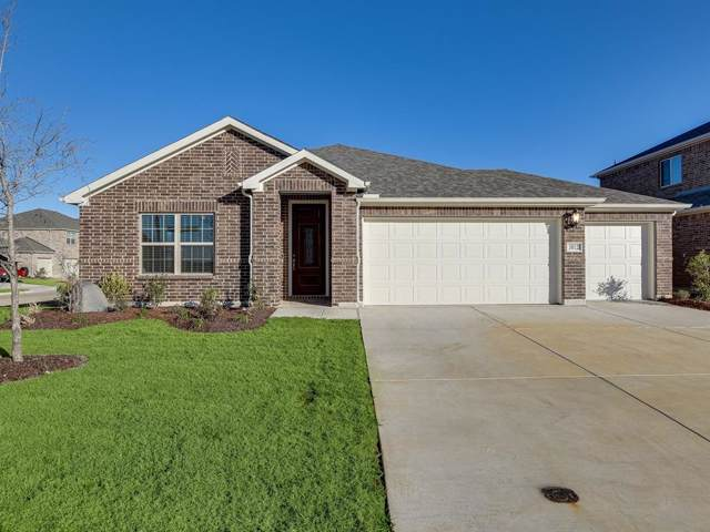3012 Marshall Trail Road, Aubrey, TX 76227 (MLS #14146079) :: Real Estate By Design