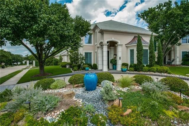 1 Cypress Point Court, Frisco, TX 75034 (MLS #14148424) :: Kimberly Davis & Associates