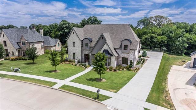 4131 Glacier Point Court, Prosper, TX 75078 (MLS #14148599) :: Real Estate By Design