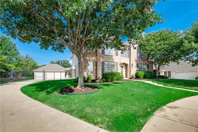 1300 Shropshire Court, Keller, TX 76248 (MLS #14150275) :: The Tierny Jordan Network