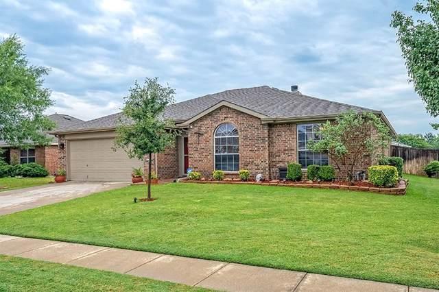 1617 Appaloosa Drive, Krum, TX 76249 (MLS #14150684) :: The Heyl Group at Keller Williams