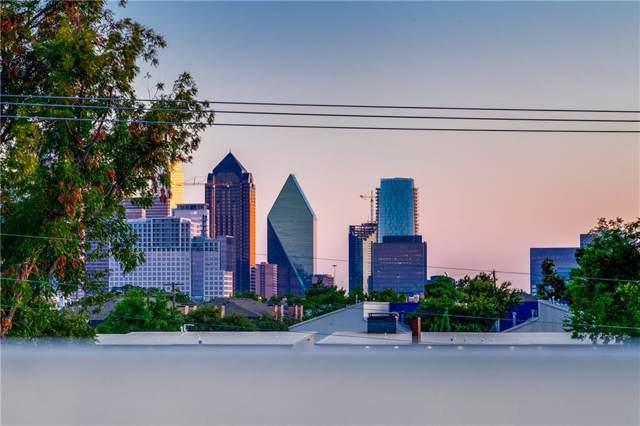 2212 N Carroll Avenue, Dallas, TX 75204 (MLS #14151676) :: The Rhodes Team