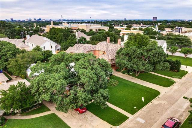 6825 Stichter Avenue, Dallas, TX 75230 (MLS #14152571) :: Robbins Real Estate Group