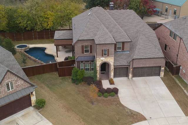 126 Ridgecrest Court, Coppell, TX 75019 (MLS #14154032) :: RE/MAX Town & Country