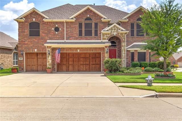 8641 Paper Birch Lane, Fort Worth, TX 76123 (MLS #14154386) :: Real Estate By Design